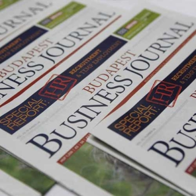 Budapest Business Journal interjú Salamon Adorjánnal
