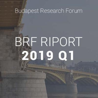 BRF Riport – 2019 Q1