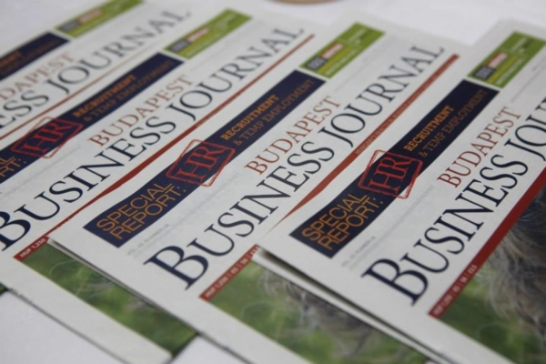 Budapest Business Journal Special Report with Adorjan Salamon
