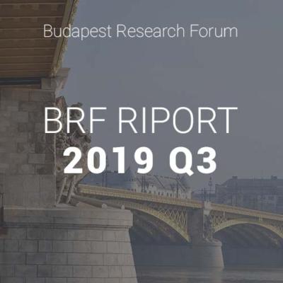 BRF Riport – 2019 Q3