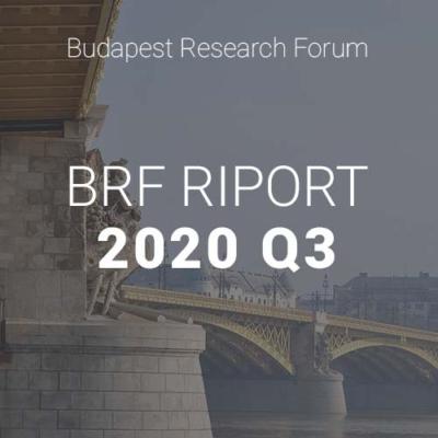 BRF Riport – 2020 Q3