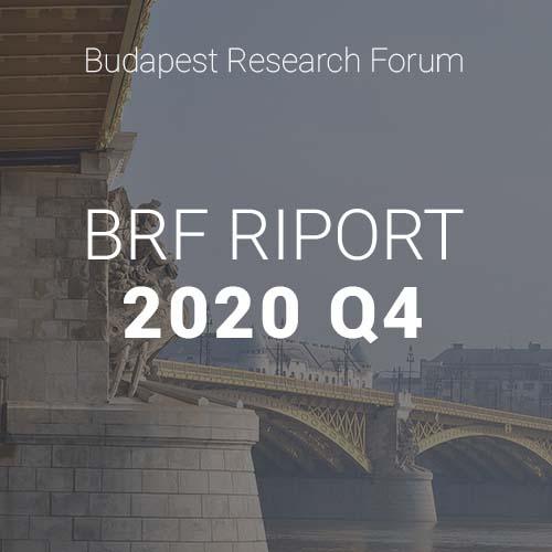 BRF Riport – 2020 Q4