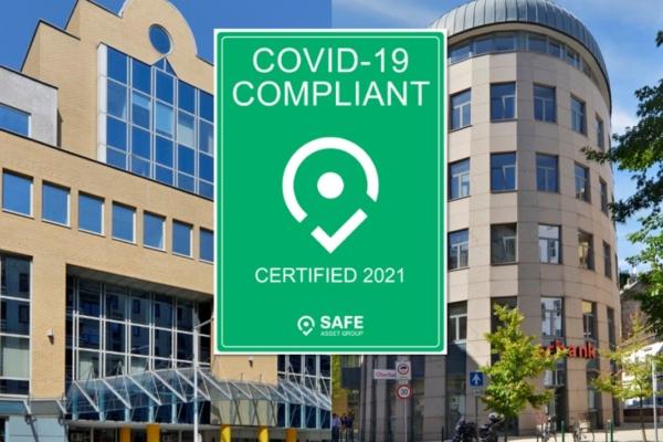 Már létezik ilyen tanúsítvány: COVID-19 biztos épület
