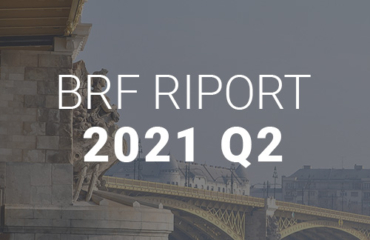 BRF Riport – 2021 Q2