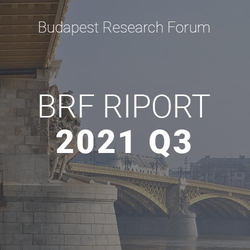 BRF Riport – 2021 Q3